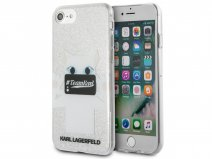 Karl Lagerfeld #TeamKarl Case - iPhone 8/7/6 hoesje