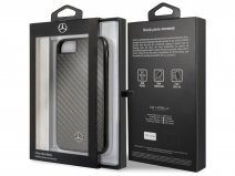 Mercedes-Benz Carbon Fiber Case - iPhone 8/7/6 hoesje