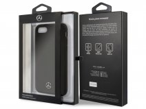 Mercedes-Benz Silicon Hardcase - iPhone 8/7/6 hoesje
