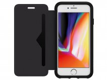 Otterbox Symmetry Folio Case Zwart- iPhone SE 2020 / 8 / 7 hoesje
