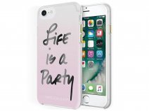 Rebecca Minkoff Life's a Party Case - iPhone SE 2020 / 8 / 7 hoesje