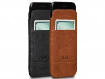 Sena Heritage Wallet Sleeve - iPhone 8/7/6s hoesje