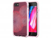 Tech21 Evo Check Evoke Case Roze - iPhone 8/7 hoesje