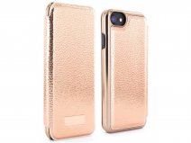 Ted Baker Cedar Folio Rose Gold - iPhone 8/7/6s Hoesje