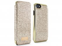 Ted Baker Glitsie Folio Gold - iPhone 8/7/6s Hoesje