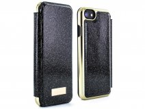 Ted Baker Glitsie Folio Black - iPhone 8/7/6s Hoesje