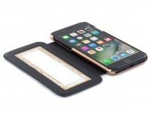 Ted Baker Shannon Folio Black - iPhone 8/7/6 Hoesje