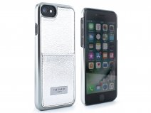 Ted Baker Korrii Card Case Zilver - iPhone 8/7/6 Hoesje
