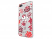 adidas Originals Roses TPU Case - iPhone 8+/7+ hoesje