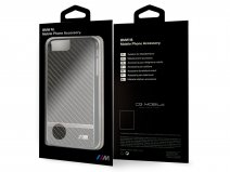 BMW M Carbon Hard Case - iPhone 8+/7+/6+ hoesje