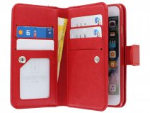 True Wallet Book Case XL Rood - iPhone 8+/7+ hoesje