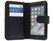 True Wallet Book Case XL Zwart - iPhone 8+/7+ hoesje