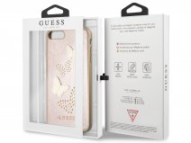 Guess Butterfly Studs Case - iPhone 8+/7+/6s+ hoesje