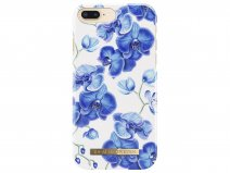 iDeal of Sweden Baby Blue Orchid voor iPhone 8+/7+/6+