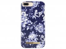iDeal of Sweden Sailor Blue Bloom voor iPhone 8+/7+/6+