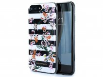 Karen Millen Striped Florals - iPhone 8+/7+/6+ Hoesje