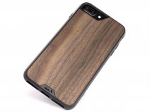 Mous Limitless 2.0 Walnut Case - iPhone 8+/7+/6+ hoesje