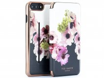 Ted Baker Cheskia Card Folio Case - iPhone 8+/7+/6+ Hoesje