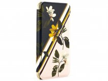Ted Baker HHELENN Mirror Folio Case - iPhone 8+/7+/6+ Hoesje