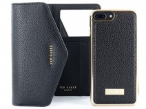Ted Baker Selie Crossbody Zwart - iPhone 8+/7+/6+ hoesje