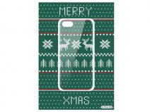 Ugly Christmas Sweater Kerst Case - iPhone SE/5s hoesje