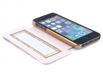 Ted Baker Knowane Folio Case - iPhone SE/5s/5 Hoesje