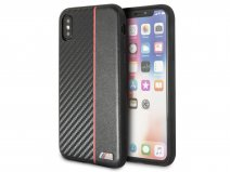 BMW M Sport Case Rood - iPhone X/Xs hoesje