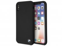 BMW Signature Case Zwart - iPhone X/Xs hoesje