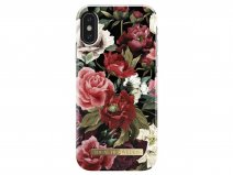 iDeal of Sweden Case Antique Roses - iPhone X/Xs hoesje