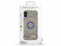 iDeal of Sweden Case Moroccan Zellige - iPhone X/Xs hoesje