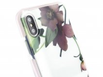 Ted Baker Aboretum TPU Case - iPhone X/Xs Hoesje
