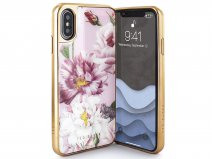Ted Baker Iguazu HD Glass Case - iPhone X/Xs Hoesje