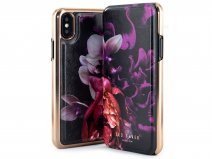 Ted Baker Nealah Mirror Folio Case - iPhone X/Xs Hoesje