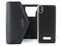 Ted Baker Selie Crossbody Zwart - iPhone X/Xs hoesje
