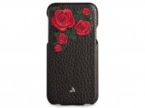 Vaja Top Amy Leather Flipcase - iPhone X/Xs Hoesje Leer