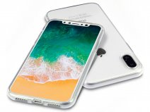 Terrapin Crystal TPU Case - Transparant iPhone X hoesje