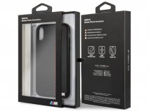 BMW M Sport Hard Case Rood - iPhone XR hoesje