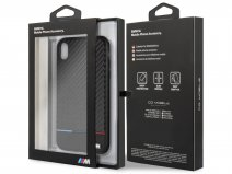 BMW M Tricolor Hard Case - iPhone XR hoesje