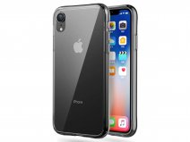 Crystal HD Tempered Glass Case - iPhone XR Hoesje