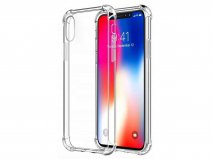 Crystal Case Anti-Shock - iPhone XR Hoesje