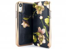 Ted Baker Aboretum Folio Case - iPhone XR Hoesje