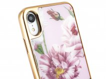 Ted Baker Iguazu HD Glass Case - iPhone XR Hoesje