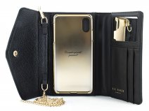 Ted Baker Selie Crossbody Zwart - iPhone XR hoesje