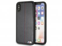 BMW M Sport Tricolor Stiches Case - iPhone X/Xs Hoesje
