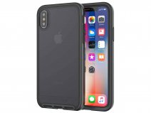 Tech21 Evo Elite FlexShock Case Zwart - iPhone X/Xs hoesje