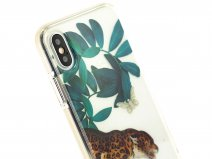 Ted Baker Houdini TPU Case - iPhone X/Xs Hoesje