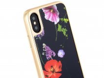 Ted Baker Patryce HD Glass Case - iPhone X/Xs Hoesje