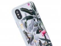 Ted Baker Wiini HD Glass Case - iPhone X/Xs Hoesje