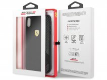 Ferrari Scuderia On Track Hard Case - iPhone Xs Max hoesje