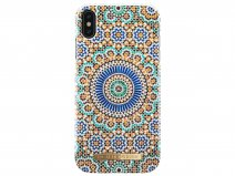 iDeal of Sweden Case Moroccan Zellige - iPhone Xs Max hoesje